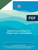 Baseline Survey Report