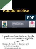 Rabdomiólise