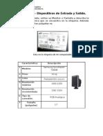 Arquitectura de Computadores (SENA) Actividad 3 - Arquitectura de Computadores.