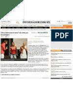 ''Divorciémonos mi amor'' de visita por Guadalajara (25.05.2011) Guadalajara Jalisco - Alejandro Oliveros - El Informador
