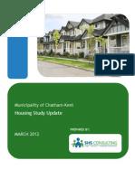 CK Housing Study Update 2012