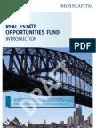 Australian Real Estate Opportunities Fund