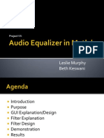 Audio Equalizer in Matlab.ppt