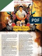 Homenaje a Los Rumberos Booklet