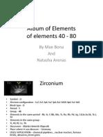 Album of Elements