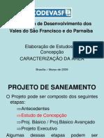 3.1 - EC - Caracterização Área de Projeto