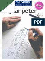 54 jaar peter - dag! - Het Parool 31 Mrt 2012