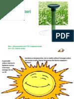 Scacciaroditori Solare