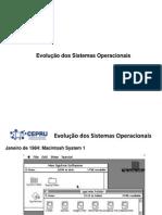 Aula2 OC Evolucao Sistemas Operacionais
