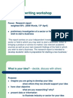 Session 10 Report Writing Workshop(1)