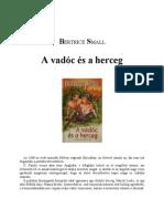 Bertrice Small - A vadóc és a herceg