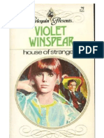 63356029 Violet Winspear House of Strangers