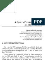 Escuta Telefonica