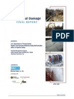 Mechanical Damage Final Report