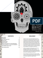 BIG TEXAS BEER FEST 2012 - PROGRAM