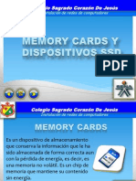 Diapositivas Memory Card-ssd