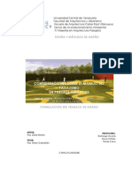 Consideraciones Sobre El Manejo Del Paisajismo en Parques Tematicos