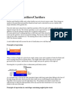 Centrifugal Purifiers