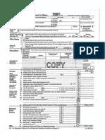 Vice-President Biden's 2001 Tax Return