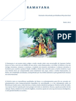 Ramayana - Ilustrado e Recontado Por Madhava Priya Devi Dasi