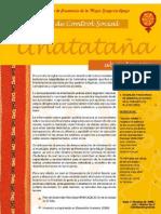 Boletín Uñatataña 2