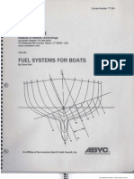 Fuel System for Boats