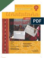 Boletín Uñatataña 16