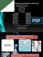 Epidemiologia y Administracion f