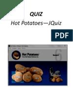 Hot Potatoes -Jquiz - Przewodnik