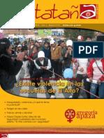 Boletín Uñatataña 21