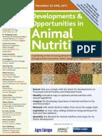 Animal Nutrition 2011
