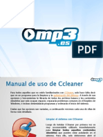 CCleaner - Tutorial de Uso - MP3.es