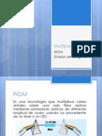 Multiplexación WDM