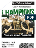 FCS Basketball Champions 2012