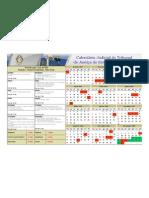 Calendario Judicial 2012 Tjam