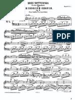 Chopin_nocturne N 9