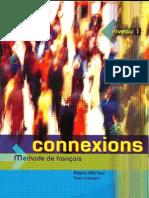 Connexions 1 - Methode de Francais - Book