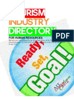 Tourism Industry Directory for HR - Tour 121