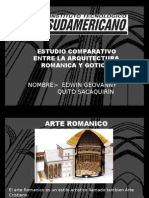 romanico gotico