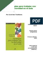 37TOMLINSONCarolAnn-Cap4-Elambientedeaprendizajeenunauladiferenciada