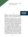 Carl Schmitt - Historiographia in Nuce (Alexis de Tocqueville)