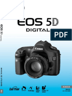 Manual de Utilizare Canon 5D
