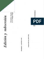 Darnton, Robert - Edición y Subversión (Caps. 1 y 4)
