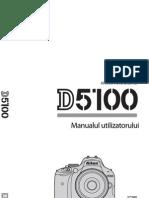 Manual de Utilizare Nikon D5100