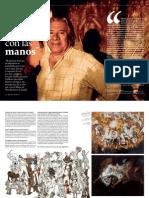 Gerardo Chavez - La Procesión de la Papa | Poder 360° | Marzo 2012. Pág. 78