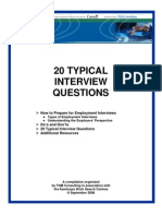 Interview Questions 4