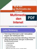 1.a ELA256 Multimedia Dan Internet