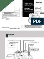 Manual de Utilizare Olympus E-420