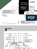 Manual de Utilizare Olympus E-520