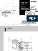 Manual de Utilizare Olympus E-P1